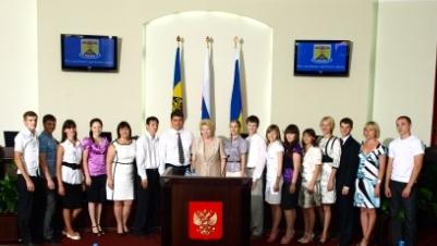 25 июня 2009 года в рамках Дня молодежного самоуправления состоялось 51-е заседание городской Думы