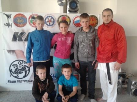 Воспитанники «СРЦ города Шахты» окунулись в мир боевых искусств