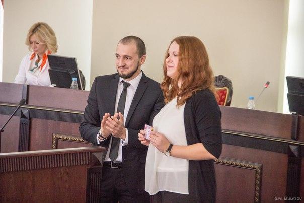 Молодые парламентарии провели второе заседание