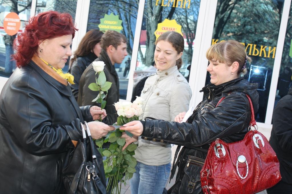 МИК: День Матери с магазином «Камелия»