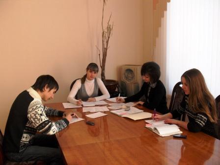 Заседание комитета по защите прав молодежи и нормотворческой деятельности