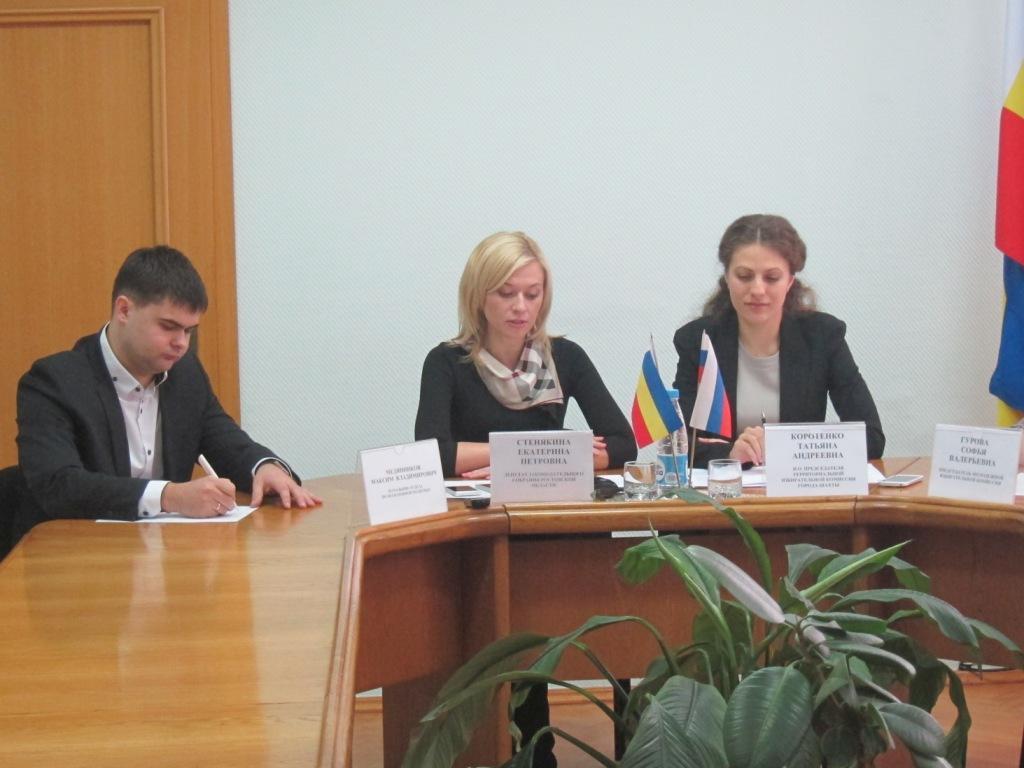 Татьяна Коротенко: «Надеемся увидеть интересную избирательную кампанию в Молодёжный парламент ЗС РО»