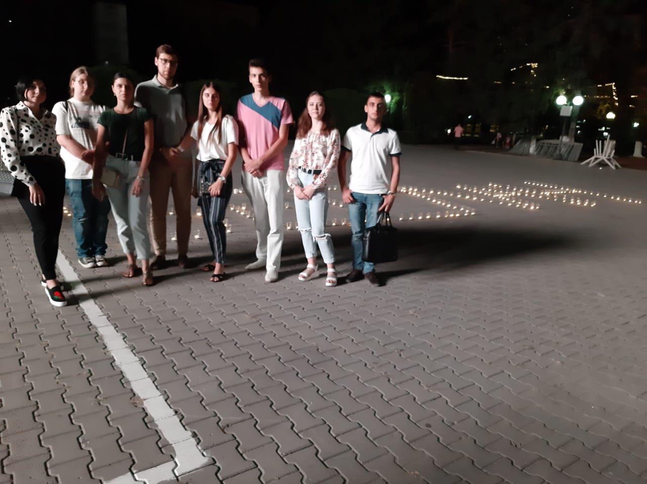 Депутаты Молодежного парламента провели ежегодную акцию «Без слов»