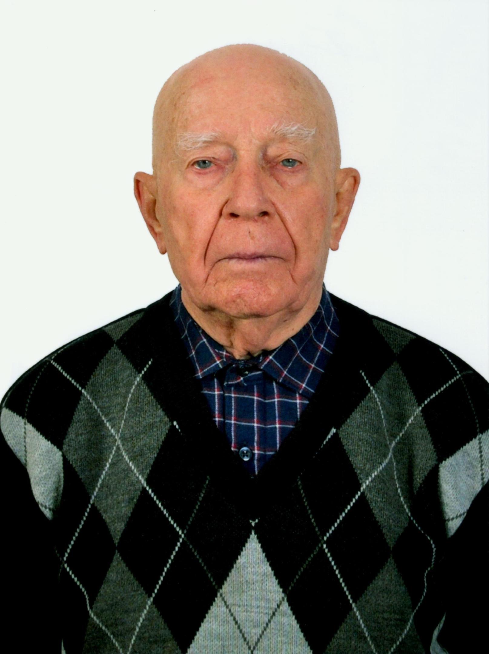 Степыгин Петр Георгиевич — ветеран Великой Отечественной войны, проживающий в городе Шахты.