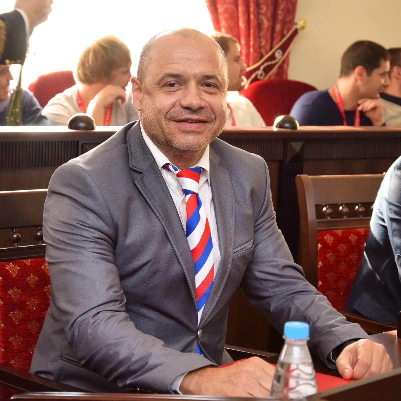 Уважаемый Константин Кузьмич